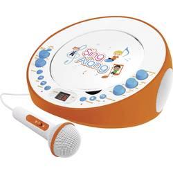 Barn CD-spelare Dual CP 18 Orange