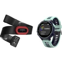 GPS ura z merilnikom srčnega utripa brez priloženega prsnega traku Garmin Forerunner 735XT Bluetooth modra
