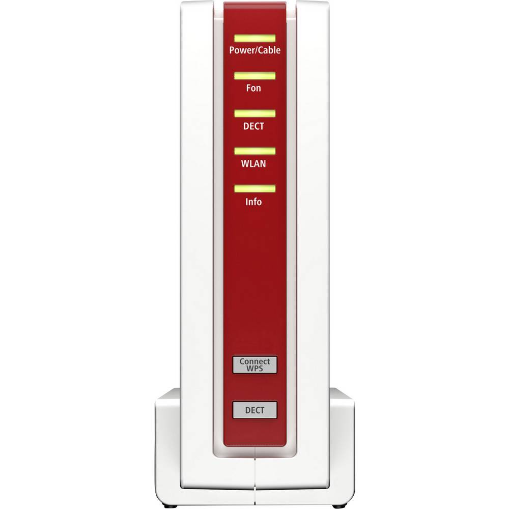 AVM FRITZ!Box 6590 Cable WLAN router z modemom Integrirani modul: Kabel 2.4 GHz, 5 GHz 2.5 GBit/s
