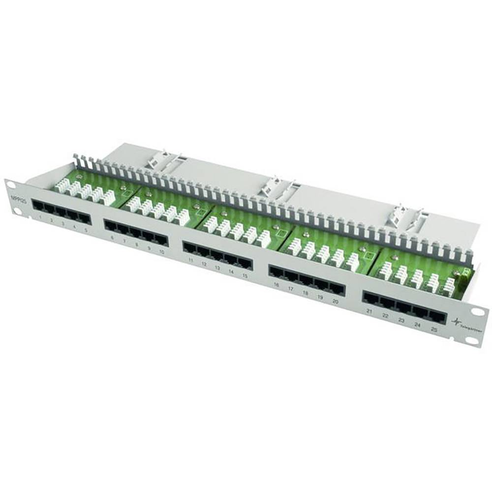 ISDN patch panel Telegärtner
