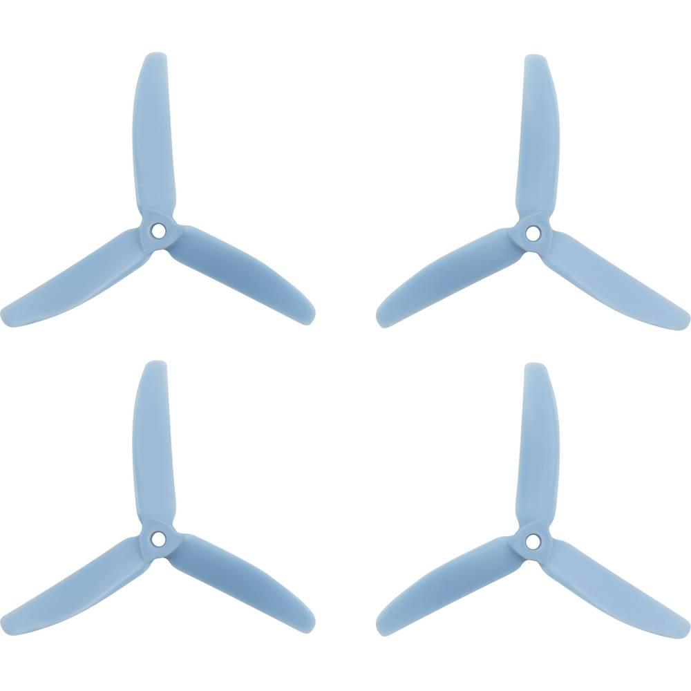 GEMFAN 3 rezila Komplet propelerjev za dirkalni kopter Normalen 5 x 4  (12.7 x 10.2 cm) 5040