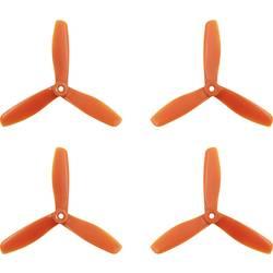 GEMFAN 3 rezila komplet propelerjev za dirkalni kopter radiusni 5 x 4.5 palec (12.7 x 11.4 cm) 5045