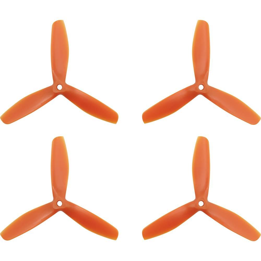 GEMFAN 3 rezila Komplet propelerjev za dirkalni kopter Radiusni 5 x 5  (12.7 x 12.7 cm) 5050