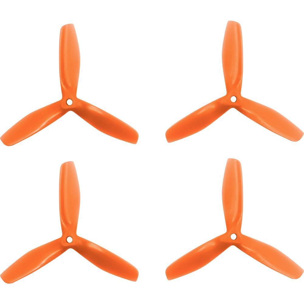 GEMFAN 3 rezila komplet propelerjev za dirkalni kopter radiusni 5 x 5 palec (12.7 x 12.7 cm) 5050