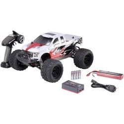 Reely NEW1 brezkrtačni 1:10 RC model avtomobila na daljinsko vodenje, Monstertruck, pogon na vsa kolesa, 100% RtR, 2,4 GHz vklj.