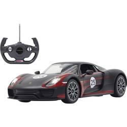 Jamara 404581 Porsche 918 Spyder Race 1:14 RC Avtomobilski model za začetnike Elektro Cestni model