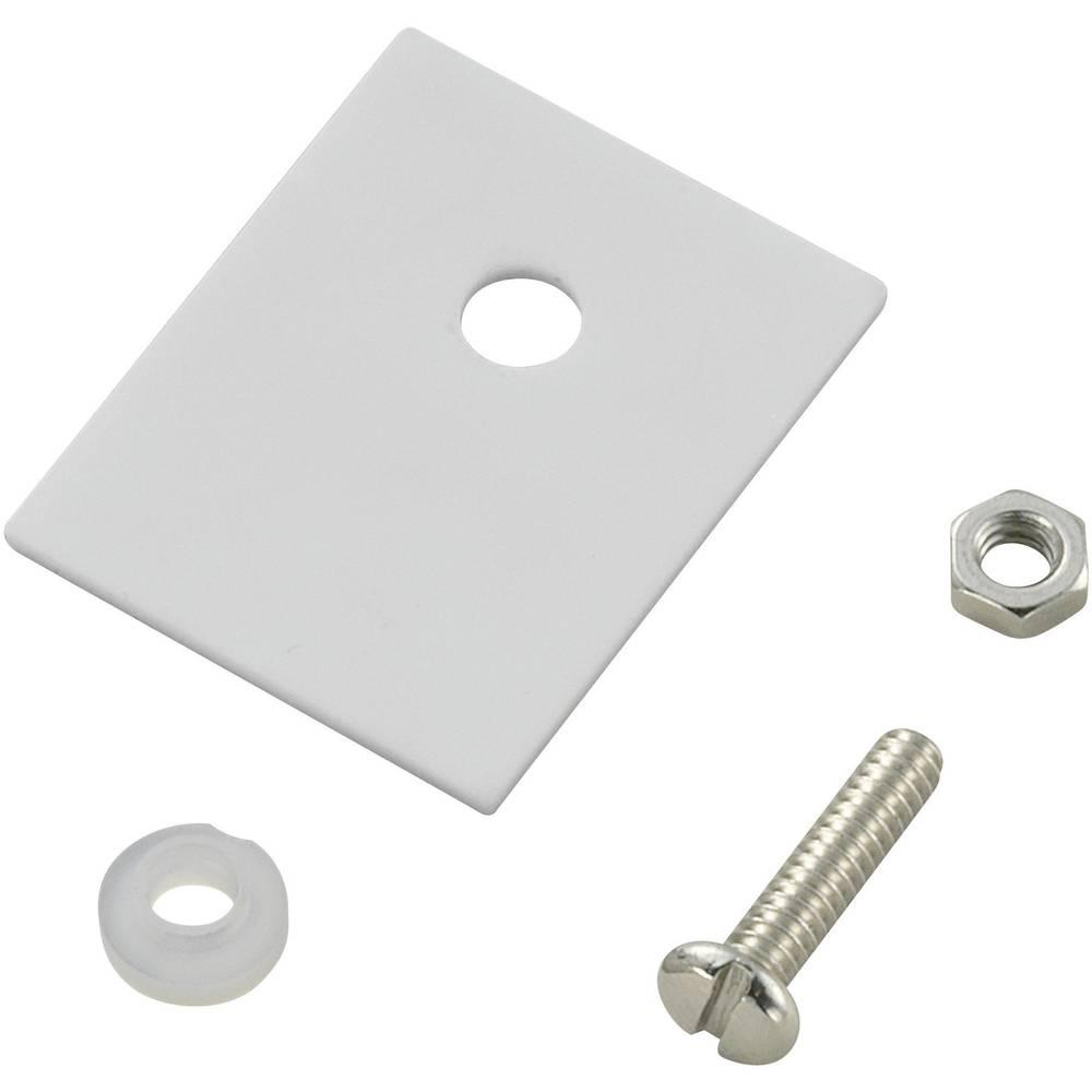 Set montažnega materiala za polprevodnike (D x Š) 22.3 mm x 15.2 mm primeren za TO-247 SCI A18-9E 1 set