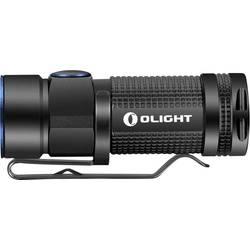 OLight S1 Baton Mini džepna svjetiljka Sa stroboskopskim načinom, S magnetnim držačem, S funkcijom timera, S kopčom za remen bat