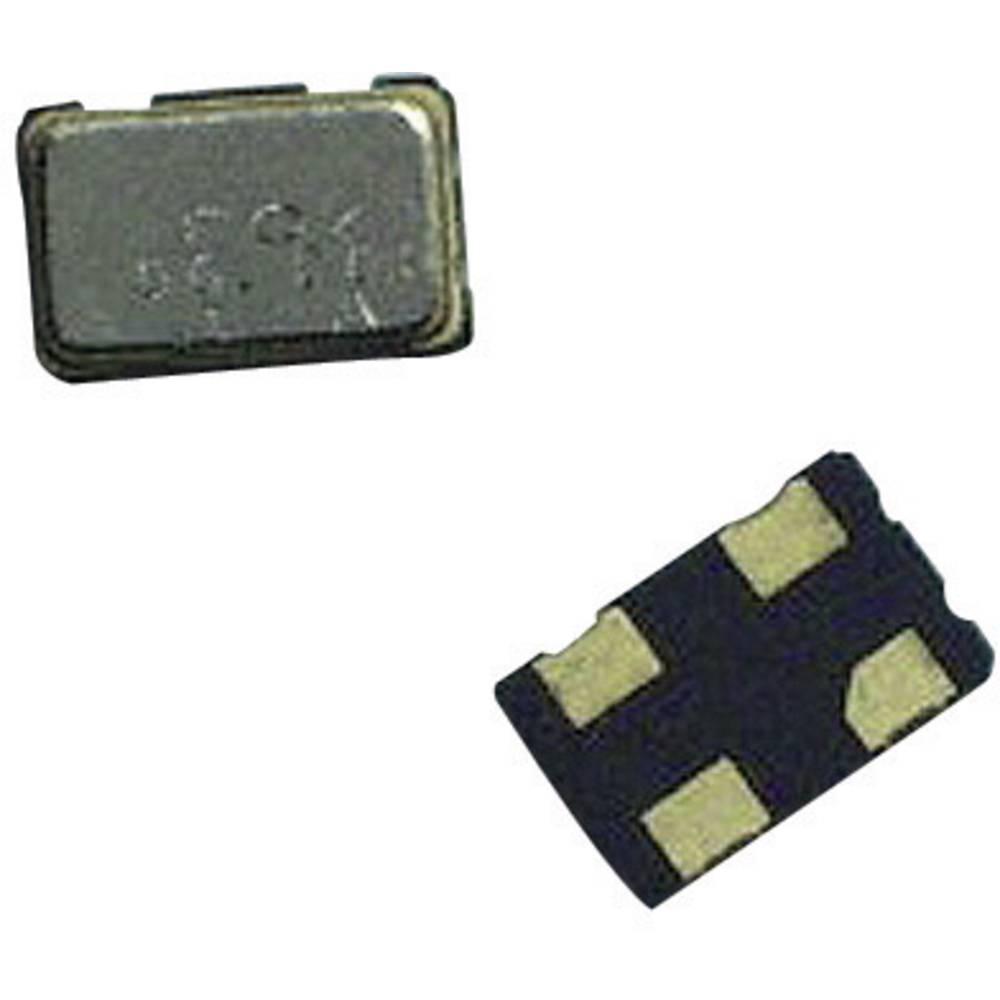 Kvarčni oscilator EuroQuartz QUARZ OSCILLATOR SMD 3,2X5 SMD CMOS, LSTTL 20.000 MHz 5 mm 3.2 mm 1 mm