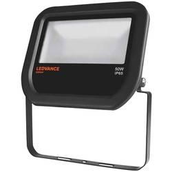 LED-utomhusspotlight OSRAM 50 W 5000 lm Varmvit Svart