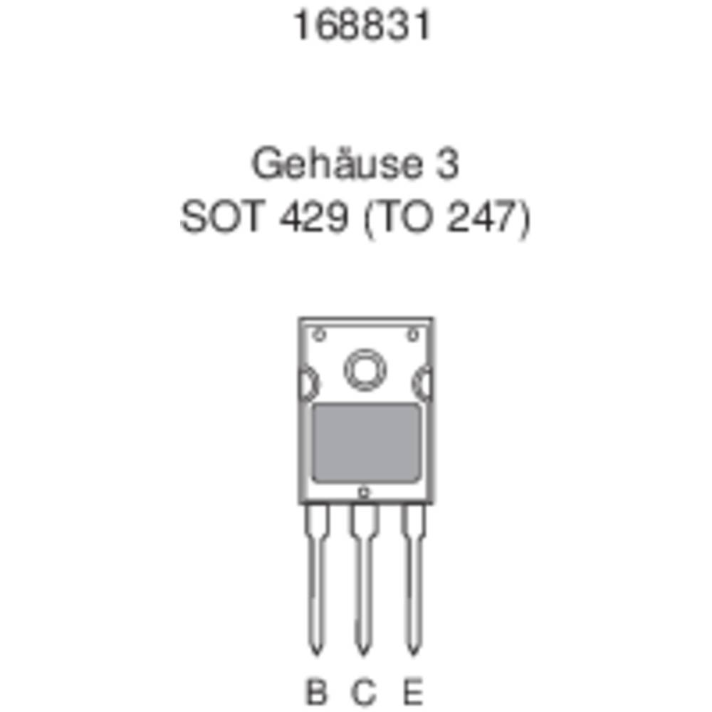 Tranzistor tip BU NXP BU 2525DW NPN kućište SOT 429(TO 247)I(c) 12 A NXP Semiconductors
