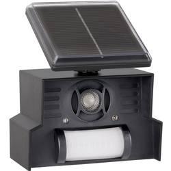 Odganjalnik več frekvenčni, LED-luč Gardigo Solar Repeller območje delovanja 100 m 1 kos