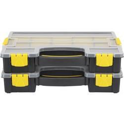 Sortirna škatla (D x Š x V) 370 x 286 x 140 mm Basetech št. predalov: 15 variabilna pregrada