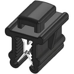 WKK 50096 Vezice 200 mm Črna Povezovanje kablov prečno na montažo, Toplotno stabilizirana, Vremensko stabilna 1 KOS