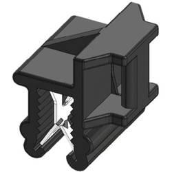 WKK 50099 Vezice 200 mm Črna Povezovanje kablov bočno na montažo, Toplotno stabilizirana, Vremensko stabilna 1 KOS