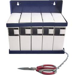 Hongshang ART005920 skladišni regal za odlaganje kutija termo skupljajućih cijevi 1 Set