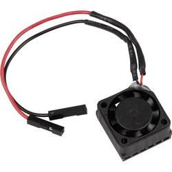 rb-heatsink2 aktivni ventilator Pogodno za: Raspberry Pi, Rock Pi, Banana Pi crna