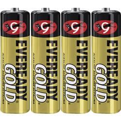 Eveready Gold mignon (aa)-baterija alkalno-manganov 1.5 V 4 kos