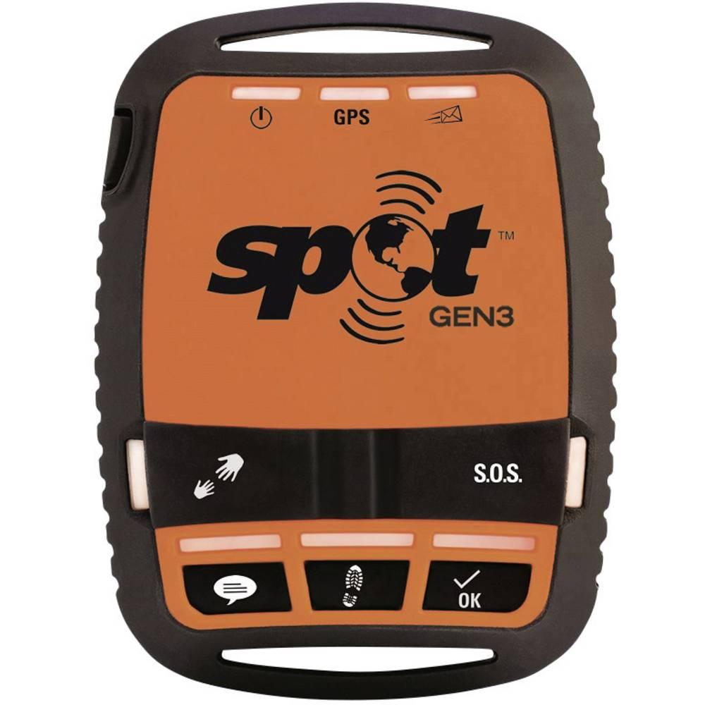 SPOT Gen3 gps sledilna naprava sledilnik oseb črna, oranžna