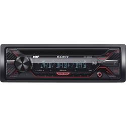Bilradio Sony CDX3201DAB DAB+ tuner, Tilslutning til ratbetjening