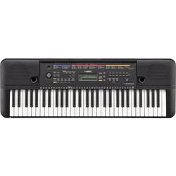 Yamaha PSR-E263 tastatura črna s vključenim napajalnikom