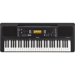Yamaha PSR-E363 tastatura črna s vključenim napajalnikom