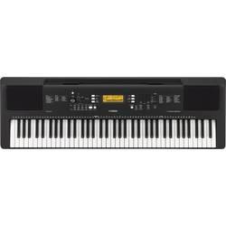 Yamaha PSR-EW300 tastatura črna s vključenim napajalnikom