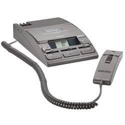 Analogni diktafon Philips LFH0725D Snemalni čas (maks.) 30 min Črna