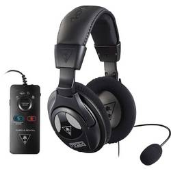 Gaming-headset Turtle Beach Ear Force PX24 Over Ear Svart