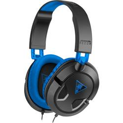 Gaming-headset Turtle Beach Ear Force Recon 60P Over Ear Svart