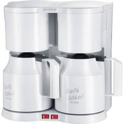 Dvostruki aparat za kavu KA 5827 Severin zapremina šalica=16 termo posuda crna