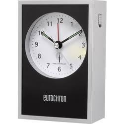 Radijski kontrolirana budilica Eurochron EFW 7000 srebrni, crni