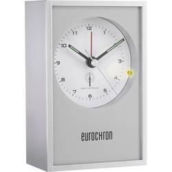 Radijski kontrolirana budilica Eurochron EFW 7001 srebrni
