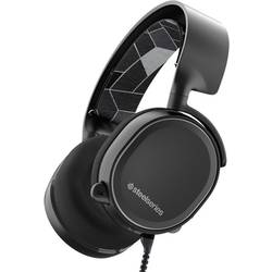 Gaming-headset Steelseries Artic 3 Over Ear Svart