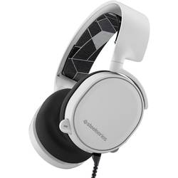 Gaming-headset Steelseries Artic 3 Over Ear Vit