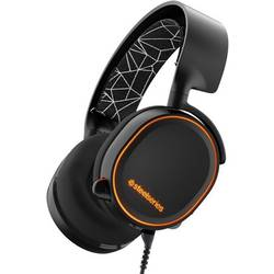 Gaming-headset Steelseries Artic 5 Over Ear Svart