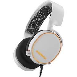Gaming-headset Steelseries Artic 5 Over Ear Vit