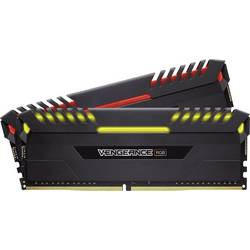 Corsair pc pomnilniški komplet Vengeance® RGB CMR16GX4M2C3466C16 16 GB 2 x 8 GB ddr4-ram 3466 MHz CL16 18-18-36