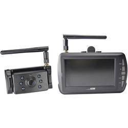 ProUser DRC 4340 brezžični vzvratni video sistem 2 vhoda za kamere