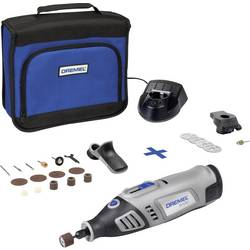Multiverktyg Inkl. 1x batteri, Inkl. Tillbehör, Inkl. väska 7.2 V 1.5 Ah Dremel 8100-1/15 F0138100LA