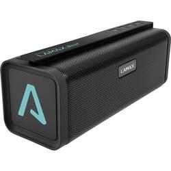 Lamax Street ST-1 Bluetooth® zvočnik FM radio, Zunanji zvočnik, SD, USB Črna, Turkizna