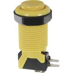 Inbyggnadsenhet Joy-it Arcade Bouton, Micro-interrupteur jaune Gul