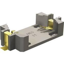 držač za gumbaste baterije 1 cr 2450 horizontalni, površinska montaža smd (D x Š x V) 36.41 x 16 x 7.47 mm Keystone 1052