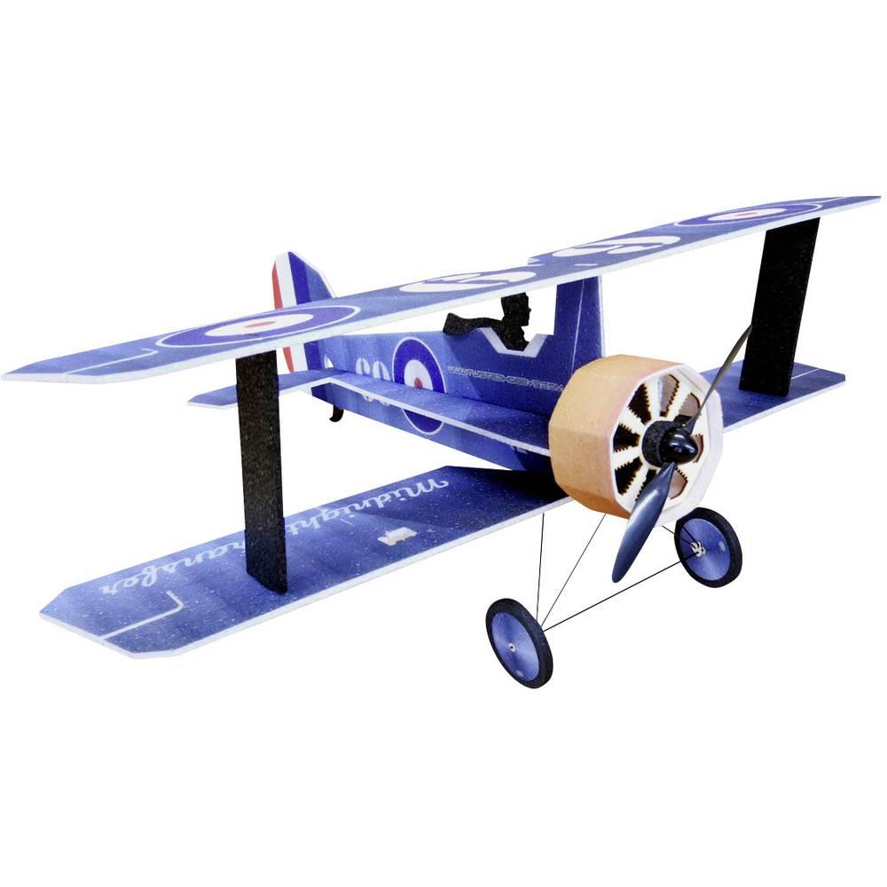 RC Factory Crack Camel (Combo) Modra RC Model motornega letala PNP 875 mm
