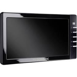 Monitor PerfectView M75L Dometic Group vhodi za 3 kamere površinska pritrditev črne barve