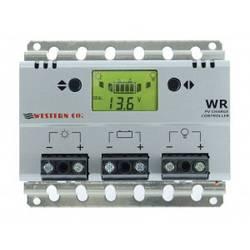 Western Co. WR10 Solarni krmilnik polnjenja PWM 12 V, 24 V 10 A