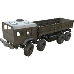 RC-modelbil Crawler 1:10 Amewi Heavy Metal No. 8 Elektronik 4WD Byggesæt