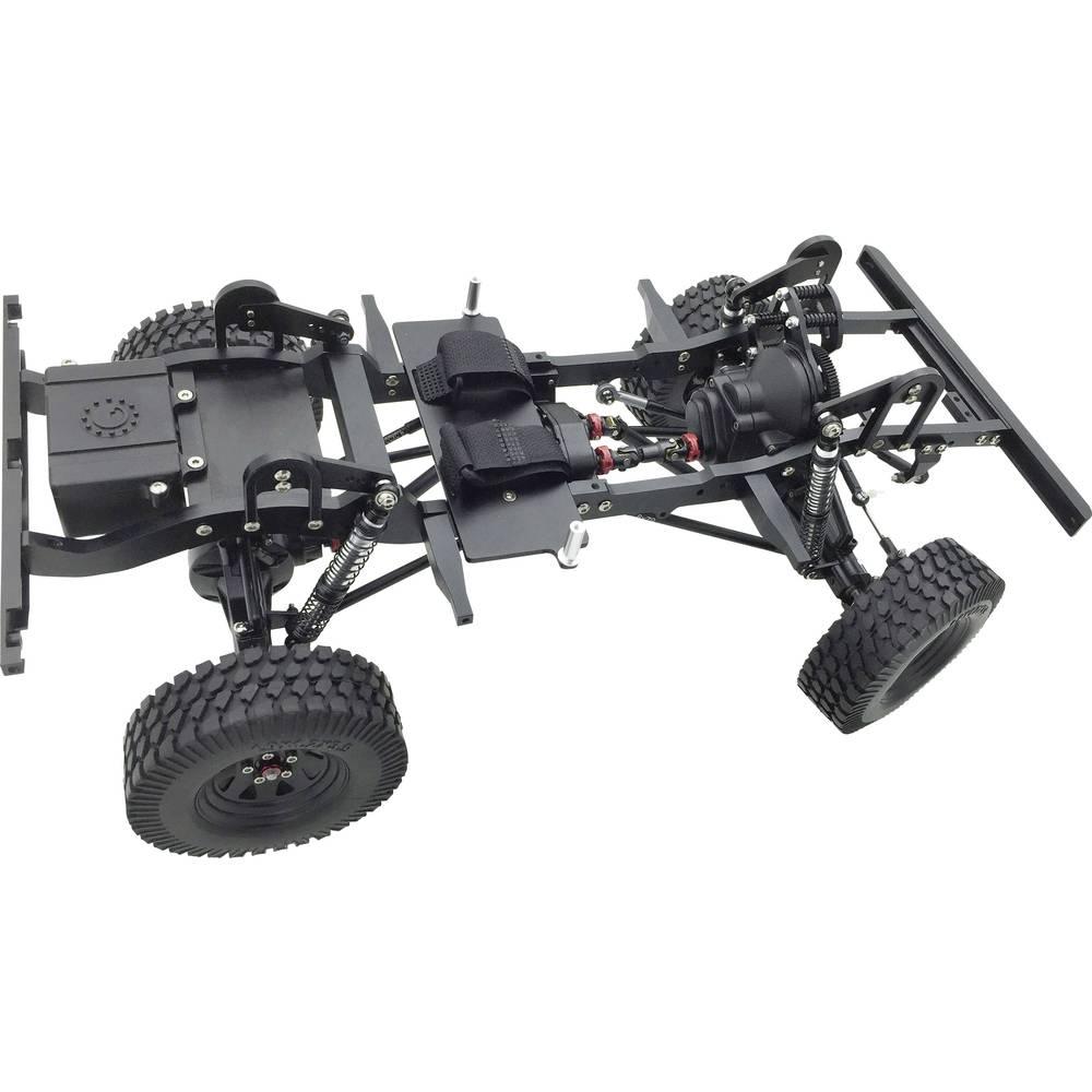 Amewi Street Shock V2 RC Modeli avtomobilov Elektro Crawler Pogon na vsa kolesa (4WD) ARR