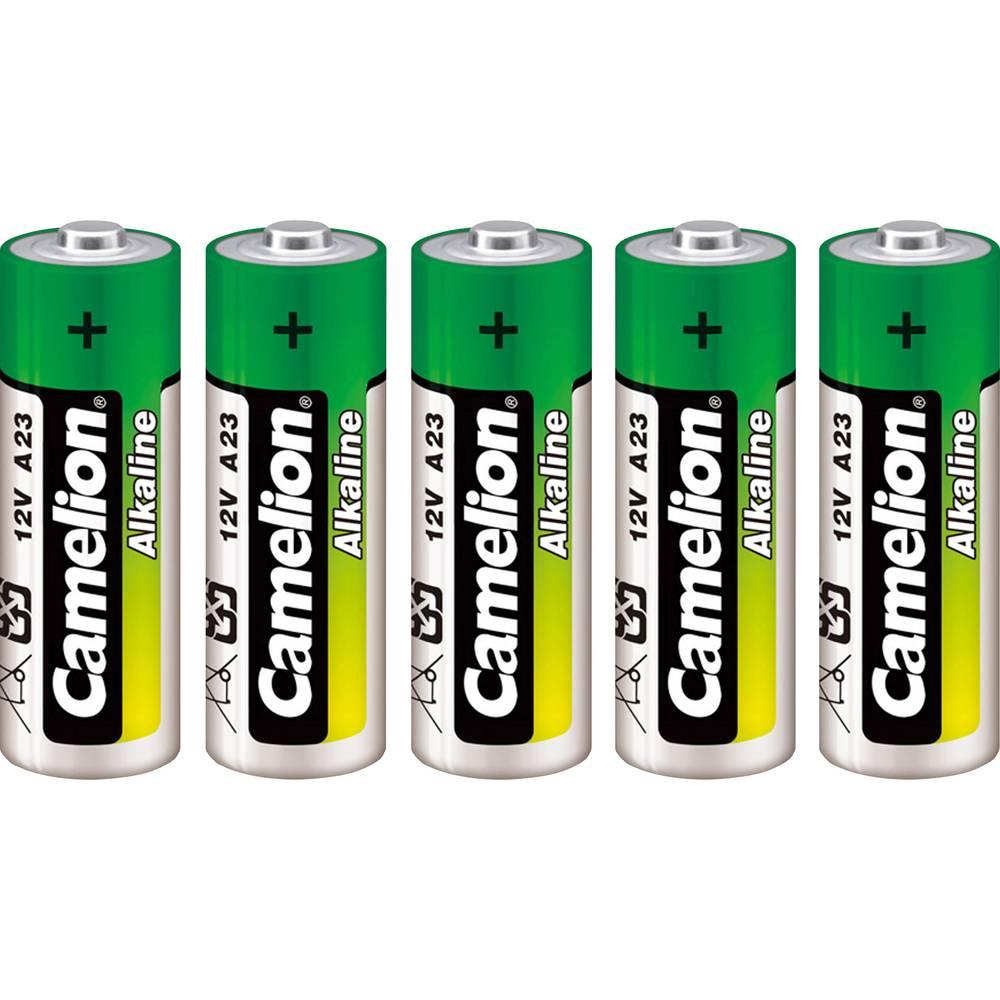 Camelion LR23 Specialne baterije 23 A Alkalno-manganov 12 V 55 mAh 5 KOS