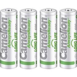 Camelion AlwaysReady Solar Mignon (AA)-Akumulator NiMH 600 mAh 1.2 V 4 KOS